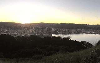 Beautiful-view-on-a-citytrip-Wellington-as-a-part-of-a-internship-New-Zealand