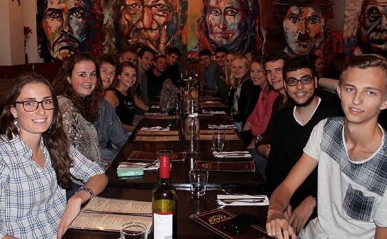 Dinners New Zealand Internships
