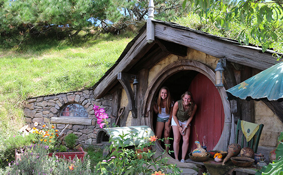 Hobbiton New Zealand Internships