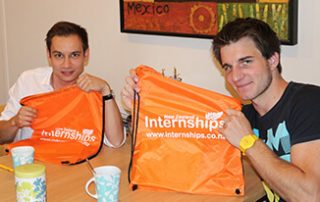 Interns at New Zealand Internships