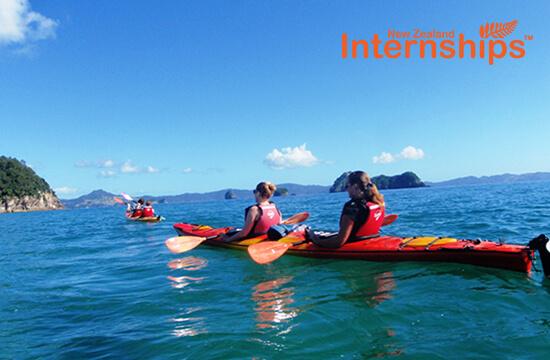 Kayaking Coromandel New Zealand