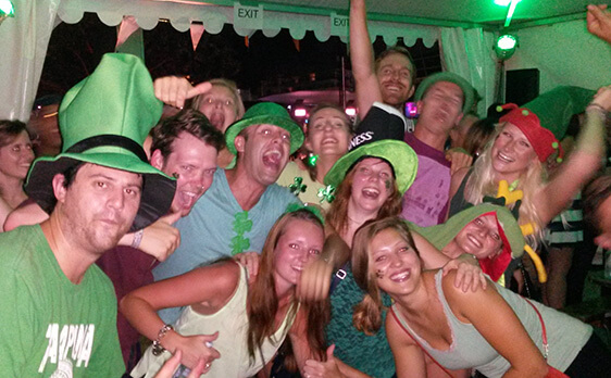 St Patricks day New Zealand Internships