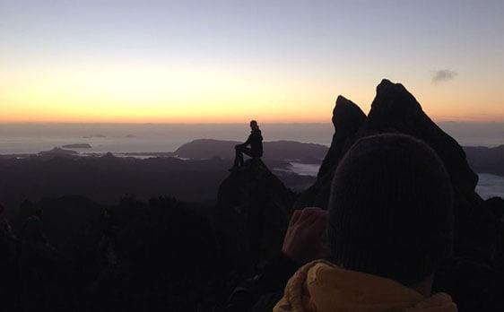 Pinnacles Hike New Zealand Internships