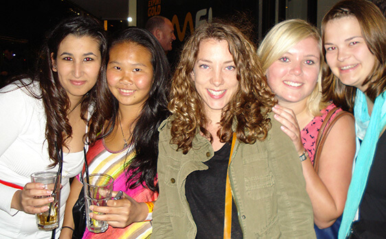 Pub Crawl internship activity New Zealand Internships