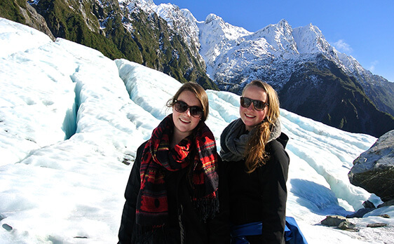South Island Trip Internships New Zealand