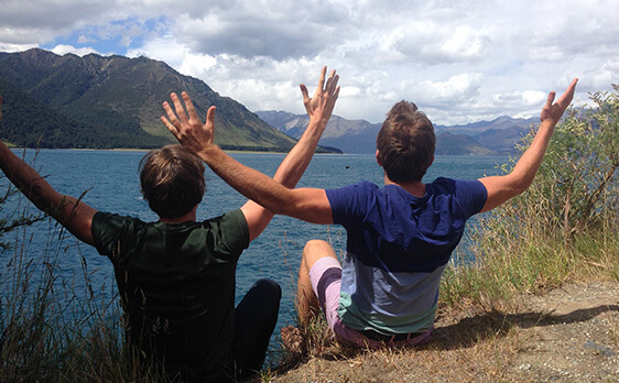 South Island trip New Zealand Internships