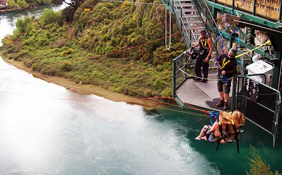Swing Tongariro Crossing weekend trip