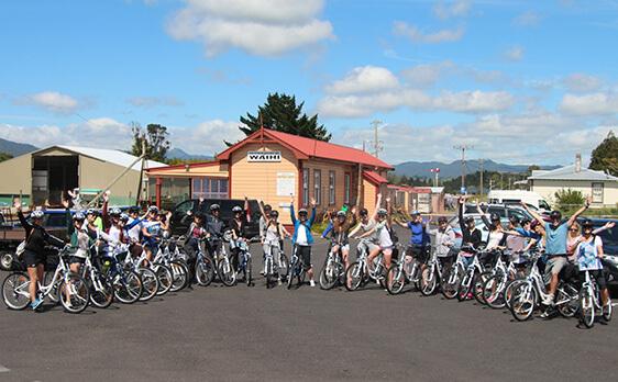 Thermal wonderland mountain biking NZ